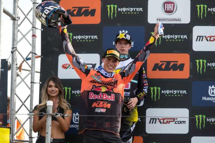 MXGP Italia 2018. Jorge Prado ante la conquista del título de MX2