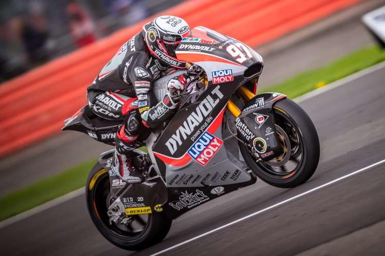 Marcel Schrotter - Moto2 Misano 2018