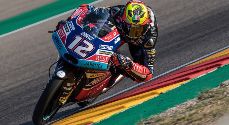 Marco Bezzecchi - Moto3 Aragón 2018