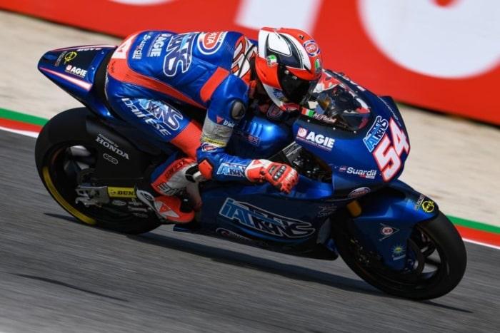 Mattia Pasini - San Marino GP