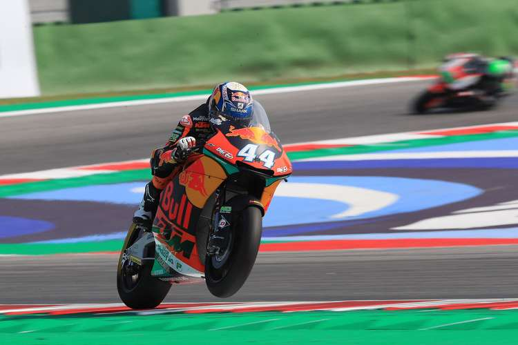 Miguel Oliveira - Moto2 Misano 2018