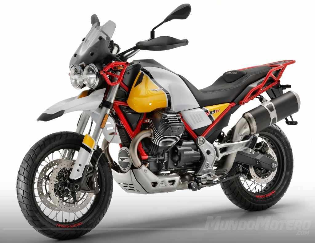 Moto Guzzi V85 2019