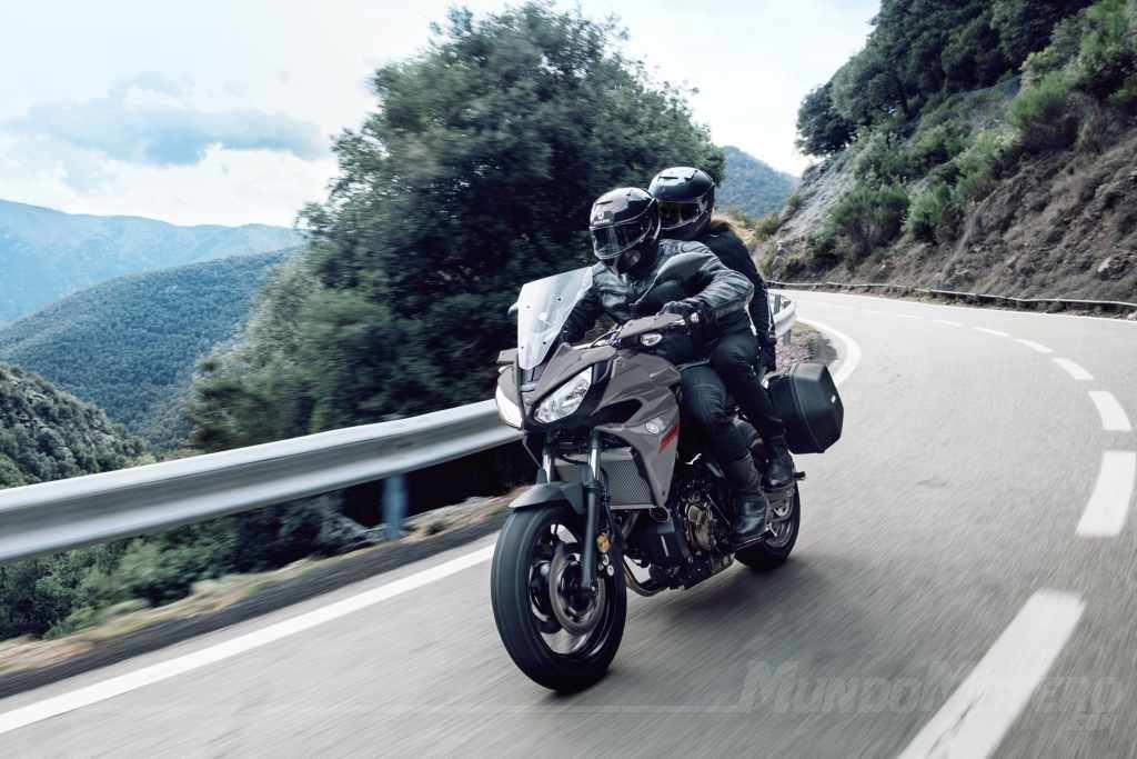 Yamaha Tracer 700 GT 2019
