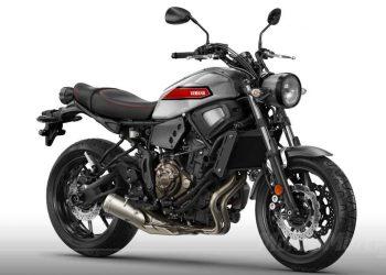 Yamaha XSR 900 2019