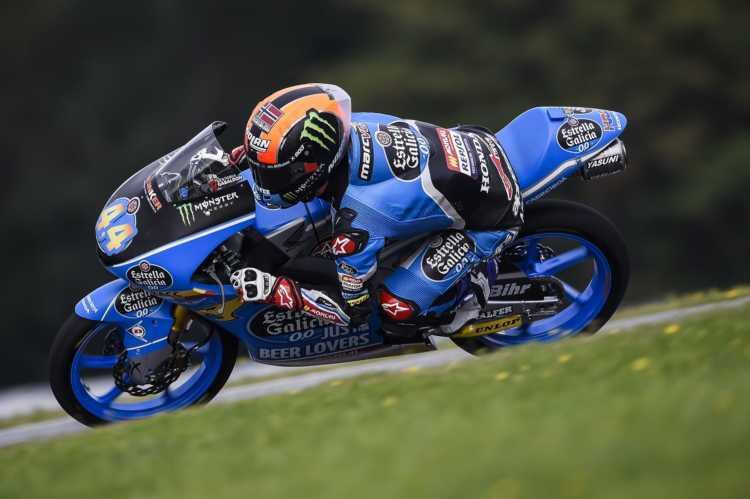 Aron Canet - Moto3 Misano 2018