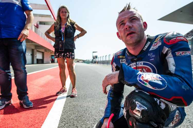 Lucas Mahias - Supersport 2018 Portimao