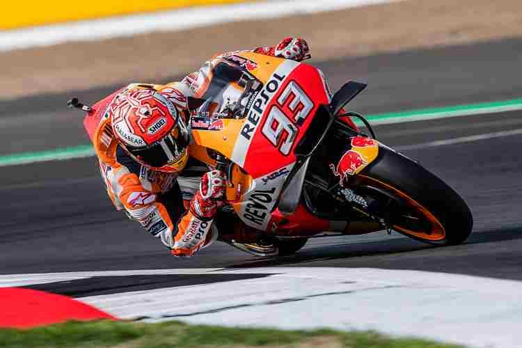 Horarios del Gran Premio de MotoGP de San Marino 2018