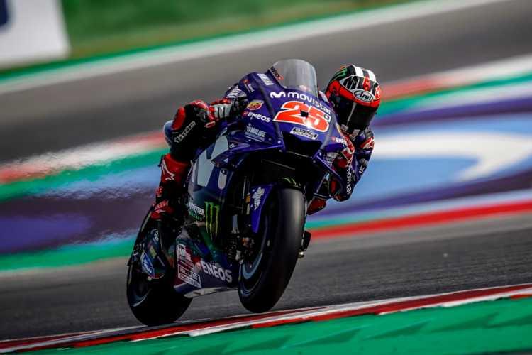 Maverick Viñales - MotoGP 2018 Misano