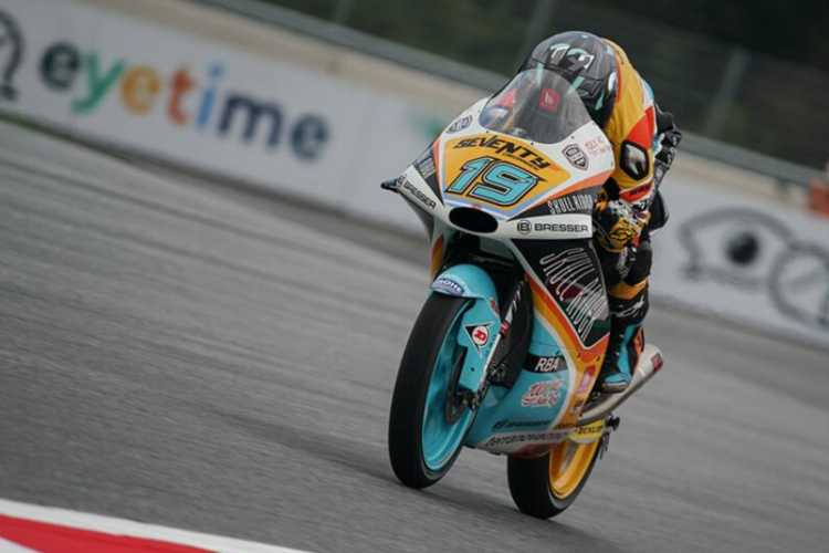 Moto3 Misano 2018 Gabriel Rodrigo