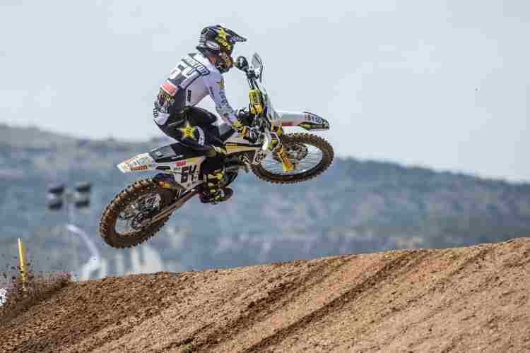 MX2 - Thomas Covington rompe el dominio de KTM