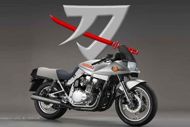 Suzuki Katana 2019 – La marca japonesa desenvaina de nuevo la espada