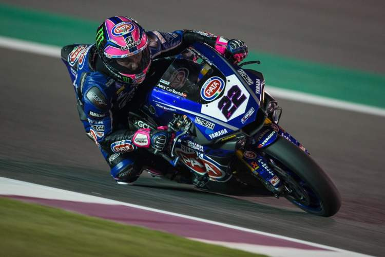 Alex Lowes - SBK Qatar 2018