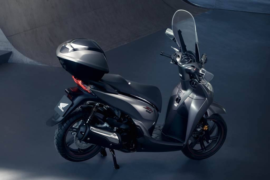 Honda SH300i 2018