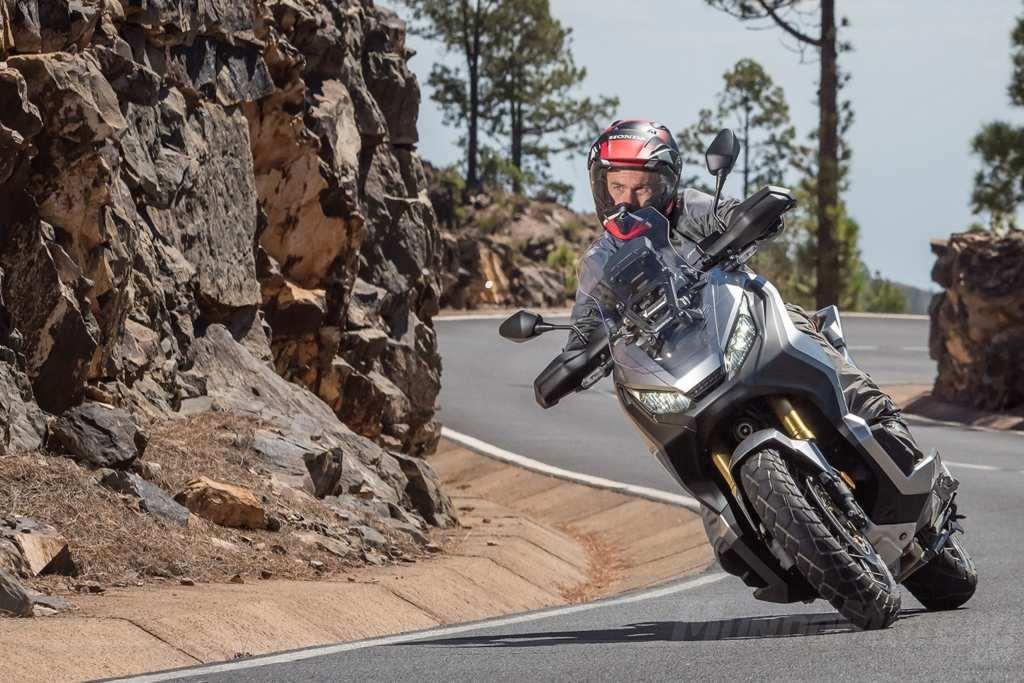 Honda X-ADV 2019 scooter todo terreno