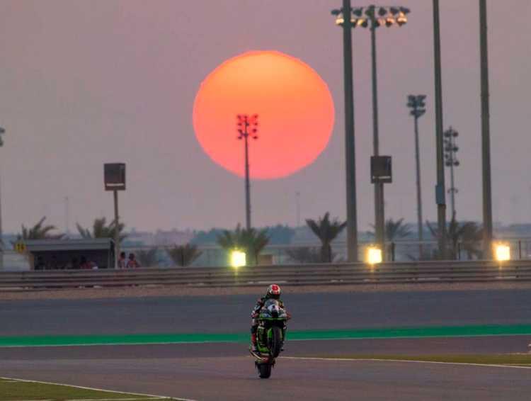 El Mundial de Superbike tampoco irá a Qatar por el coronavirus