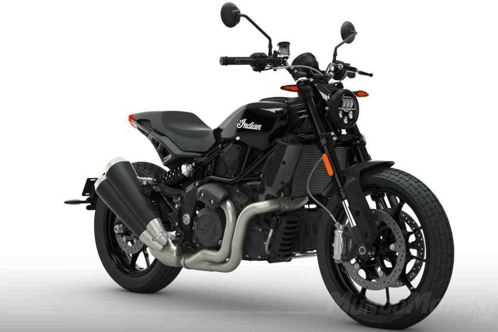 Indian FTR 1200 2019