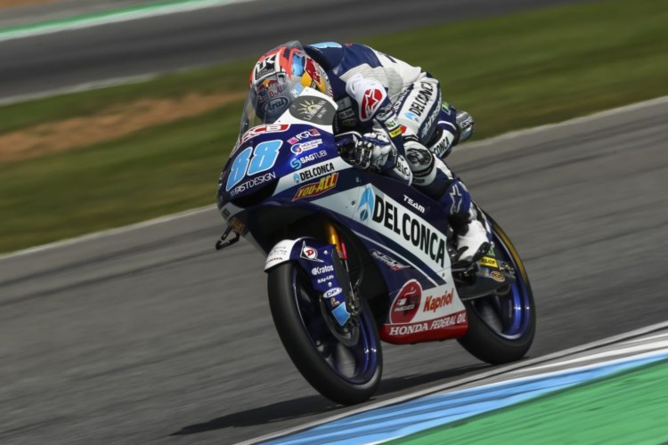 Jorge Martín - Moto3 Tailandia 2018