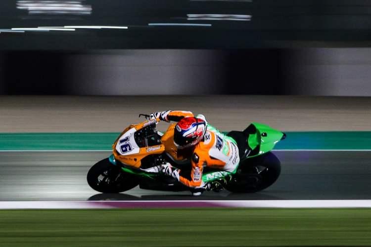 Jules Cluzel - Supersport Qatar 2018