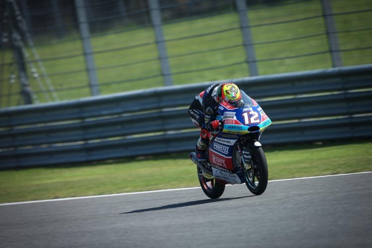 Marco Bezzecchi - Moto3 Tailandia 2018