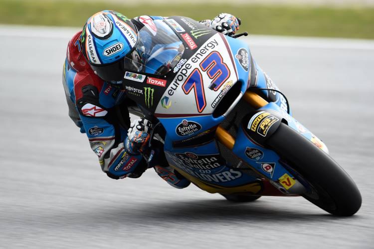 Moto2 Tailandia 2018 - Alex Marquez