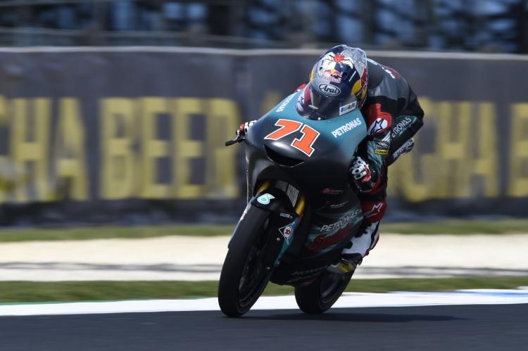 Sasaki GP de Australia 2018
