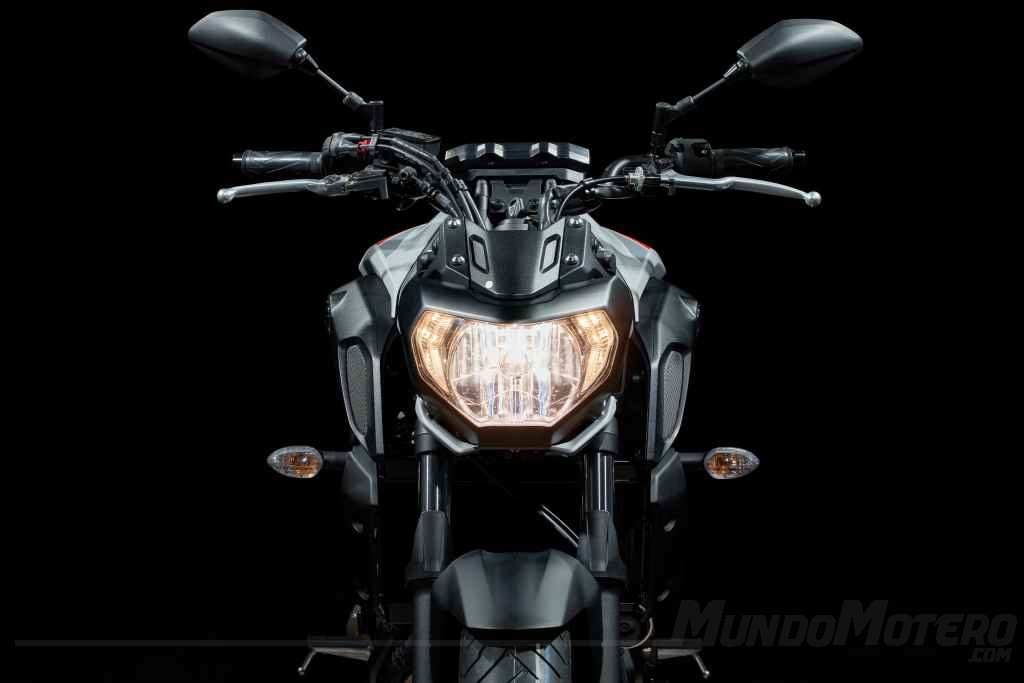 Yamaha MT 07 2019
