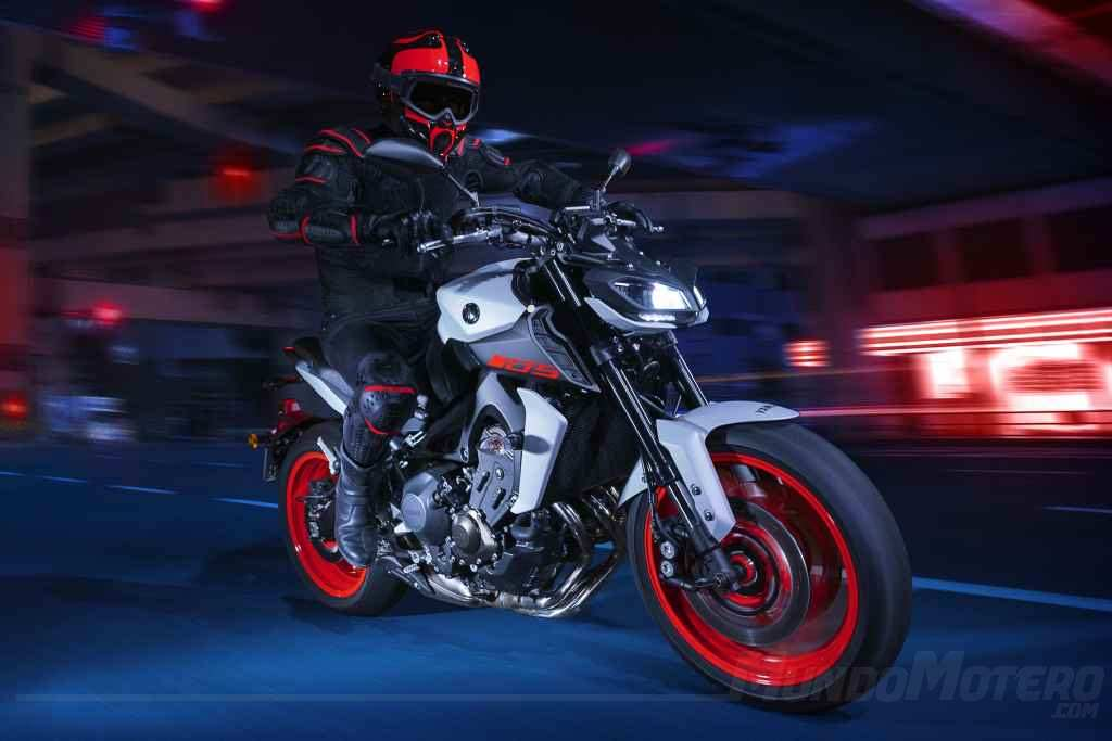 Yamaha MT 09 2019
