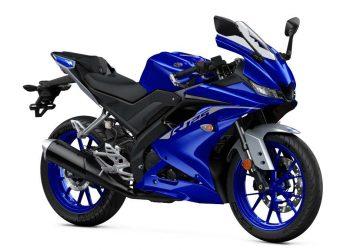 Yamaha R125 2020