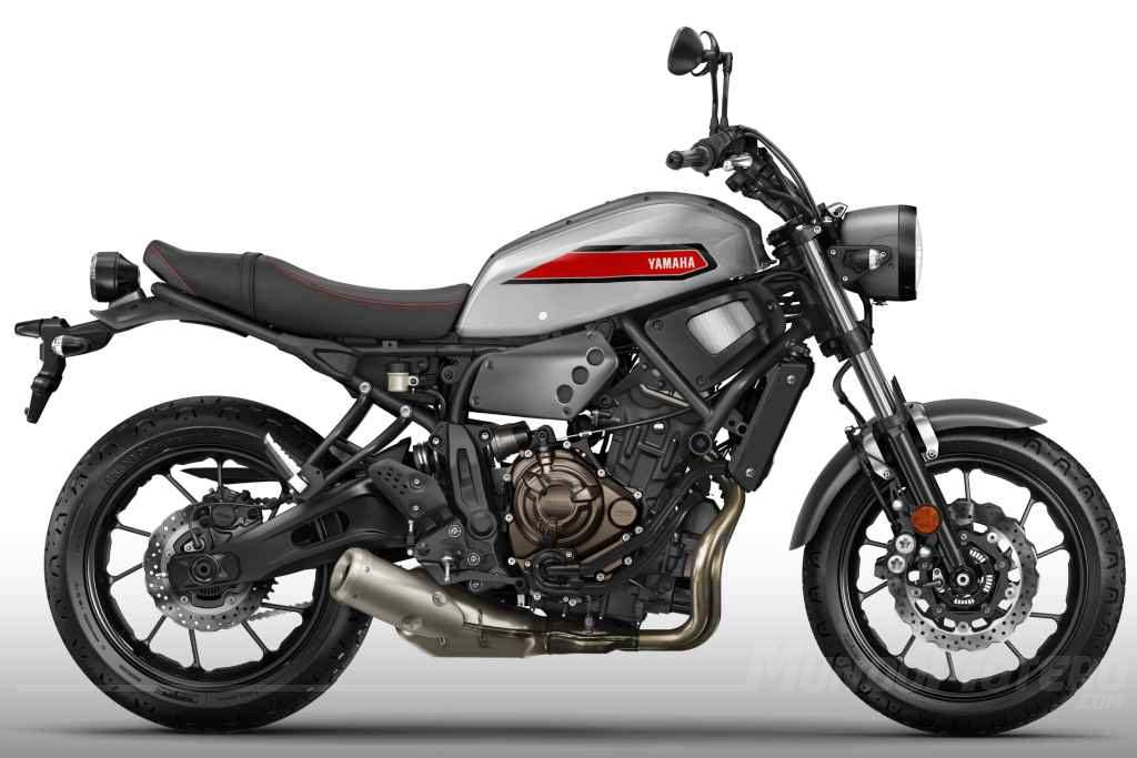 Yamaha XSR 700 2019