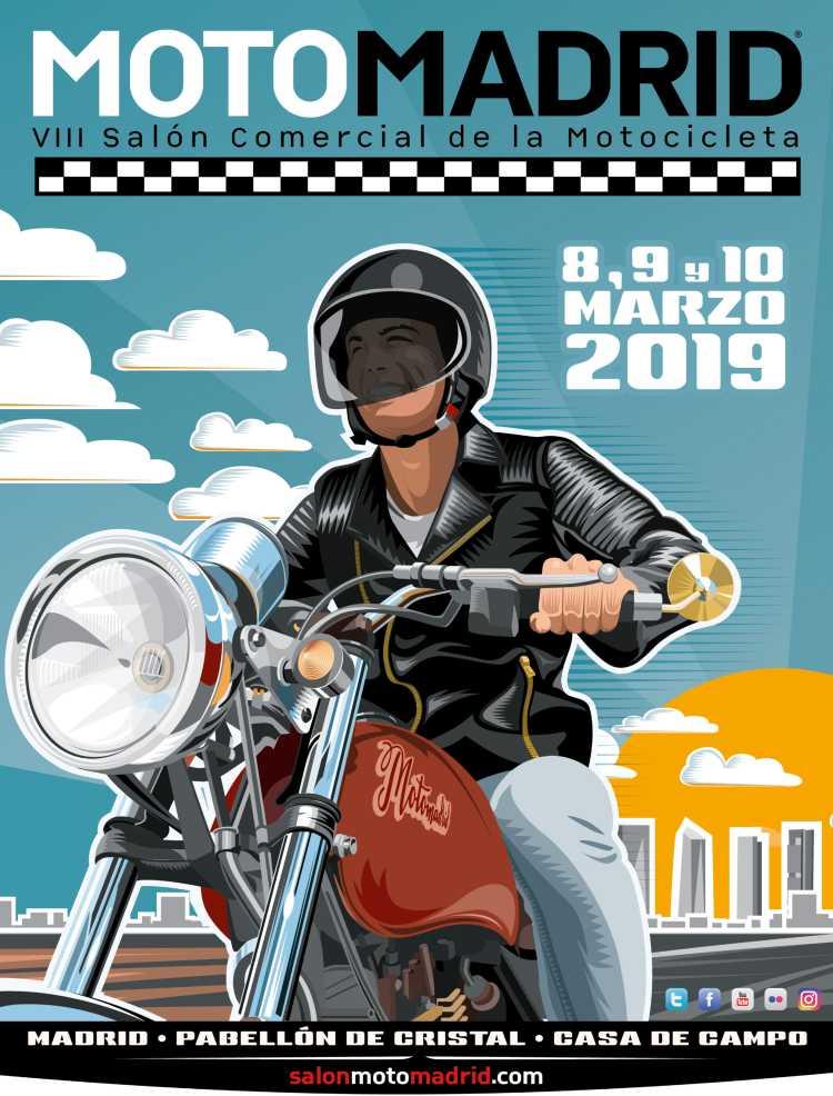 Salón de la moto - MotoMadrid 2019