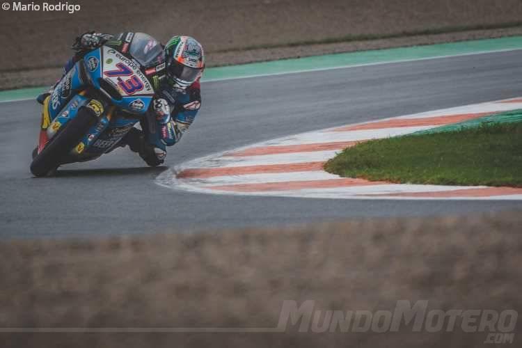 Alex Marquez - Moto2 Valencia 2018