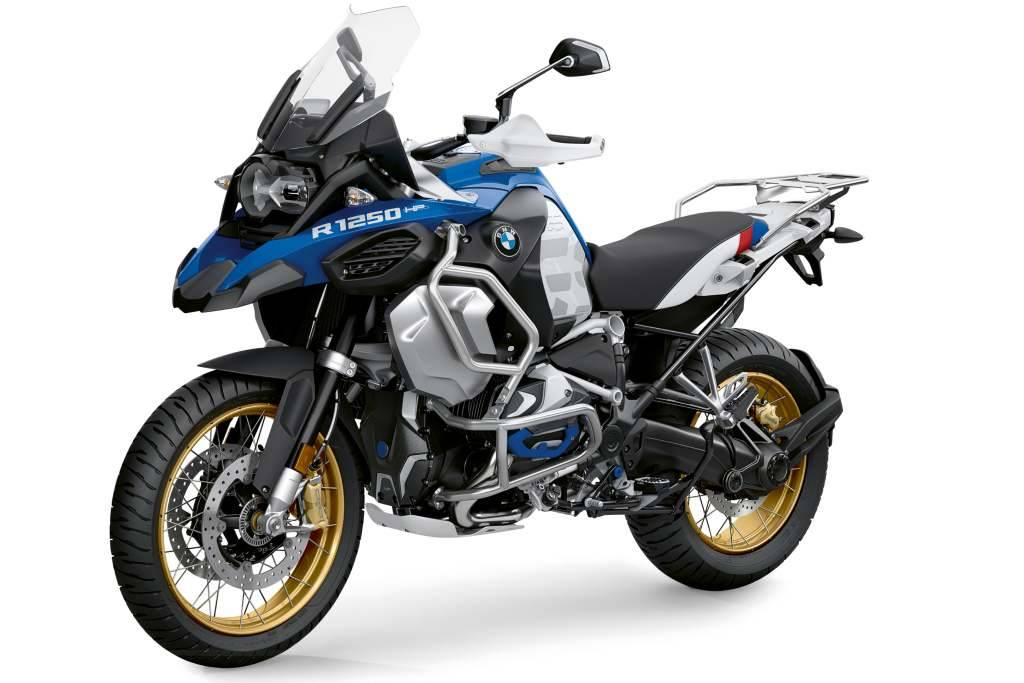 motos trail para viajar - BMW R 1250 GS Adventure 2019