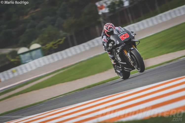 Fabio Quartararo - Test MotoGP Valencia 2018