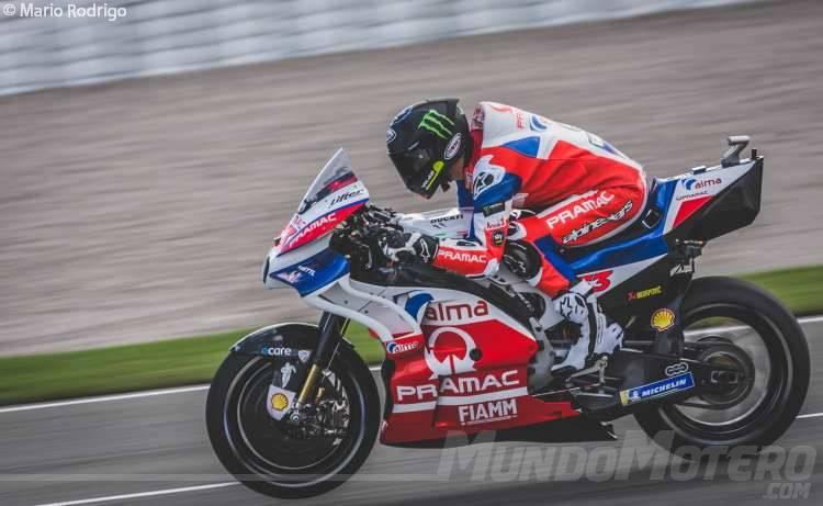Francesco Bagnaia - Test MotoGP Valencia 2018