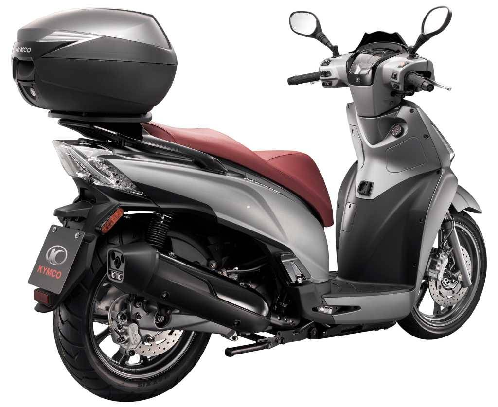 KYMCO People S 300 2019