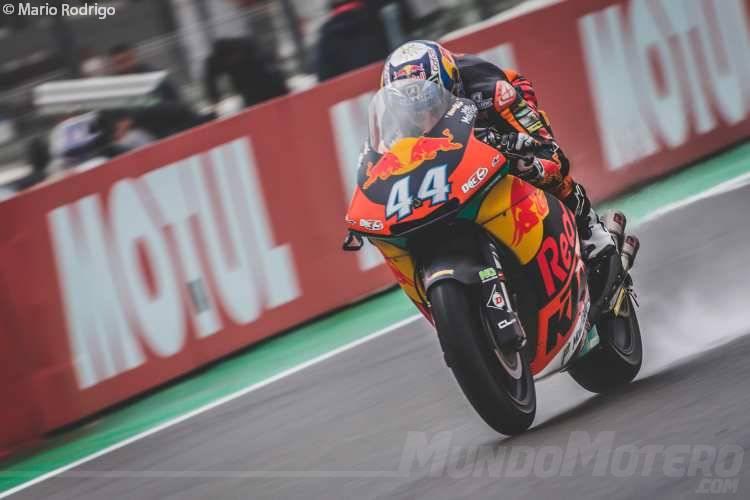 Moto2 Valencia 2018 - Miguel Oliveira