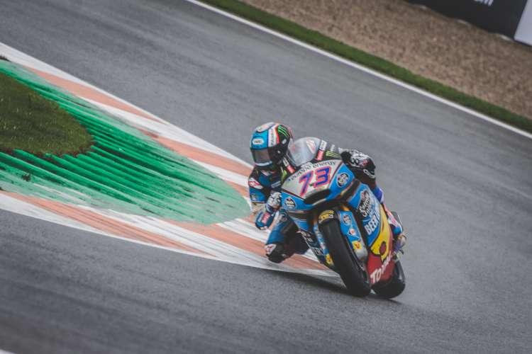 Moto2 Valencia 2018 - Alex Marquez