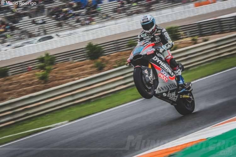 Moto2 Valencia 2018 - Marcel Schrotter