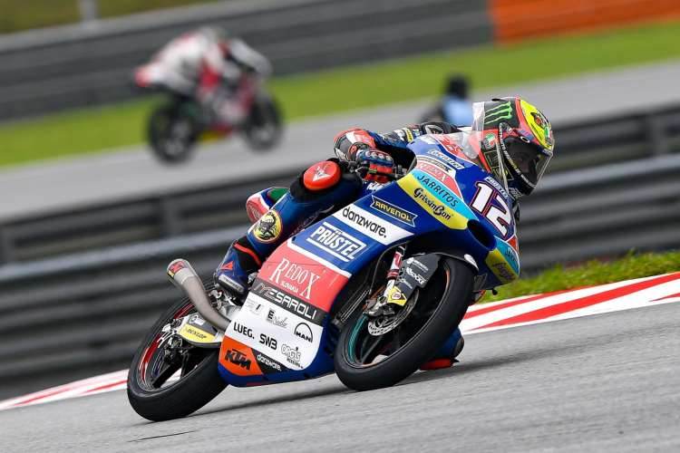 Moto3 2018 Malasia - Marco Bezzecchi