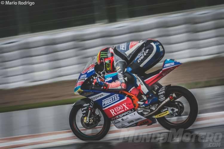 Moto3 Valencia 2018 - Marco Bezzecchi