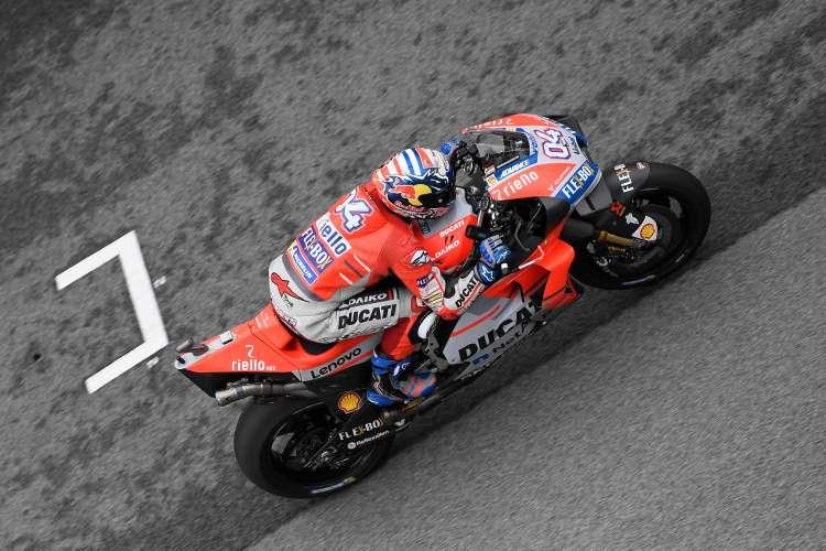 MotoGP Valencia 2018 - Andrea Dovizioso