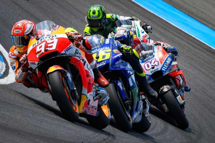 DAZN emitirá el Mundial de MotoGP desde 2019 hasta 2022