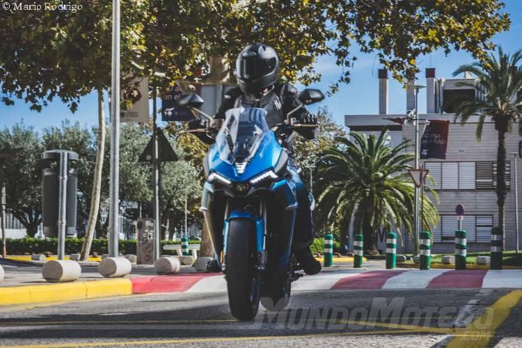 Prueba Zontes X-310 – Una moto Sport Turismo A2, que te sorprenderá