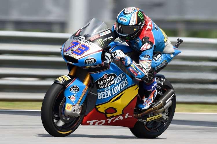 Pole de Moto2 en Sepang para Alex Marquez