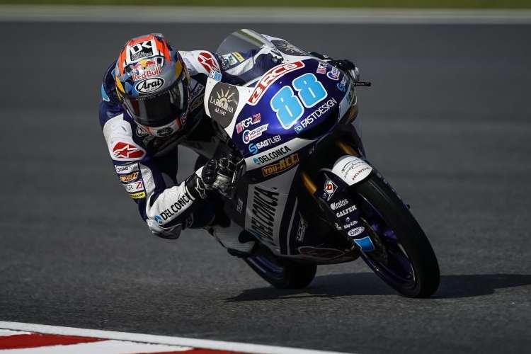 Pole de Moto3 en Sepang para Jorge Martin