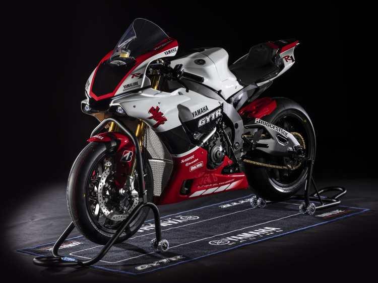 "La Yamaha YZF-R1 GYTR ""20 aniversario"" ya disponible para pedidos"