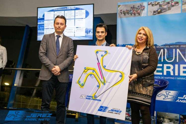 La curva 6 del Circuito de Jerez llevará el nombre de Dani Pedrosa