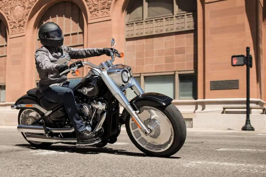 Harley Davidson FatBoy Terminator