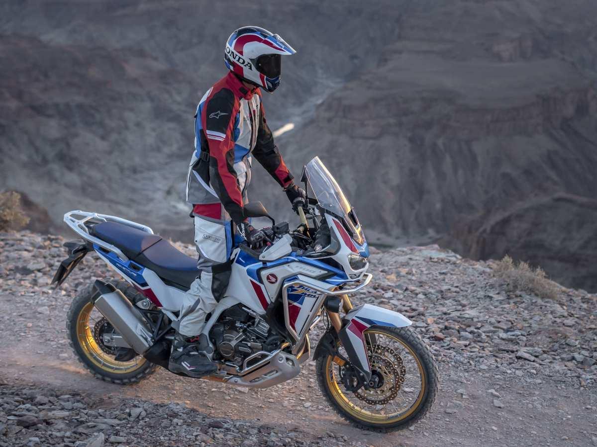Honda Africa Twin Adventure Sports