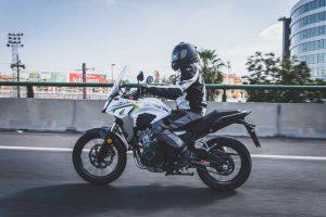 Prueba Honda CB500X 2019